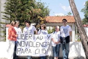 Libertad y noviolencia para Cuba