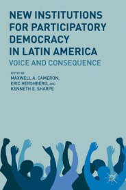participatory democracy cover