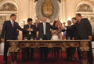 Banco del Sur | Photo by: Presidencia de la N. Argentina | Foter.com | CC BY