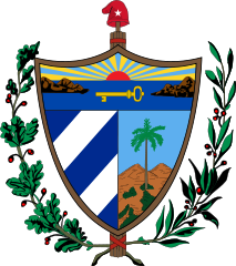 Cuba Coat of Arms | Wikipedia Commons