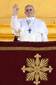Pope Francis | Photo credit: Catholic Church (England and Wales) | Foter.com | CC BY-NC-SA