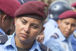 Police in Managua, Nicaragua / Photo credit: jorgemejia / Foter.com / CC BY