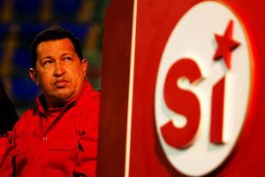 Hugo Chávez / Photo credit: ¡Que comunismo! / Foter / CC BY-NC-SA