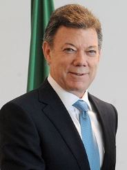 President Santos Calderón / Photo credit: Agência Brasil, Creative Commons