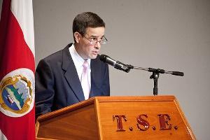 Supreme Elections Tribunal President Luis Antonio Sobrado / Photo credit: izahorsky / Foter.com / CC BY-NC-ND