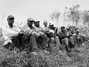 Haitian sugar cane workers in the Dominican Republic / Photo credit: ElMarto / Foter.com / CC BY-NC-ND