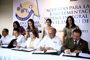 """Foro: el Nuevo Sistema de Justicia Penal, a un Año de su Implementación en Baja California, con la ponencia: """"Hacia una Justicia más Transparente"""" /Photo credit: Gobierno de Baja California  / Flickr / CC"""