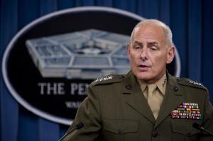 General John F. Kelly Photo credit: Secretary of Defense / Foter / CC BY