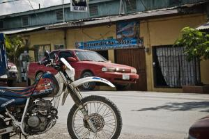 A street in Pacuare, Costa Rica—one of the FLACSO project's research sites  Photo credit: d.kele | Foter | CC BY-NC-SA