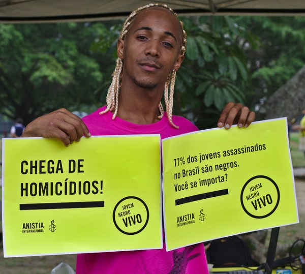 Anistia Internacional Brasil / Flickr / CC BY-NC 2.0