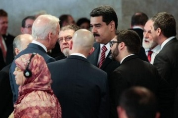Photo Credit: Prensa Presidencial Venezuela