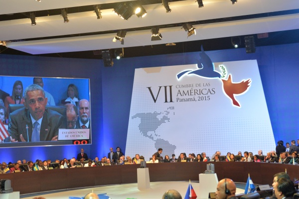 VII Summit of the Americas Photo Credit: OEA-OAS / Flickr / Creative Commons