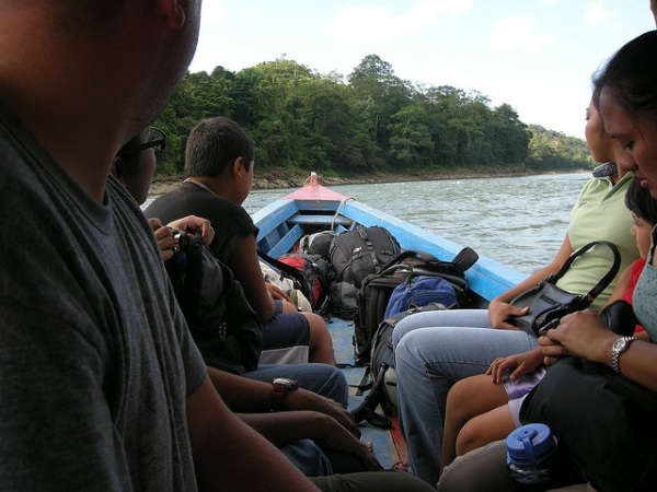 The boat to Mexico.  Photo Credit: einalem / Flickr / Creative Commons