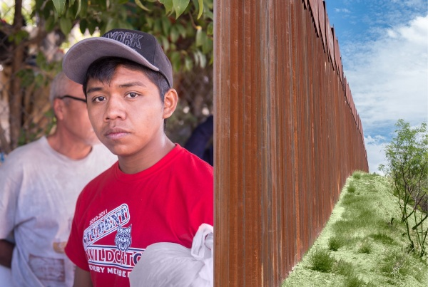 Photo Credits: Larry Hanelin, Kino  Border Initiative, 2015.  All Rights Reserved.