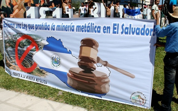 El Salvador mining