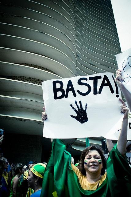 Brazil Basta