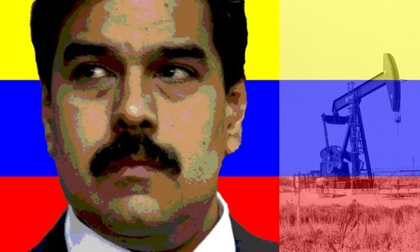 Venezuela Oil Maduro