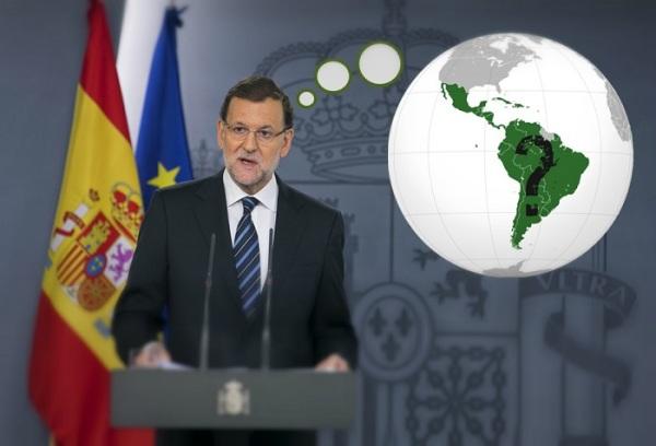 Rajoy Latin America