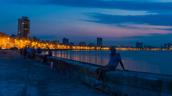 Malecon Twilight