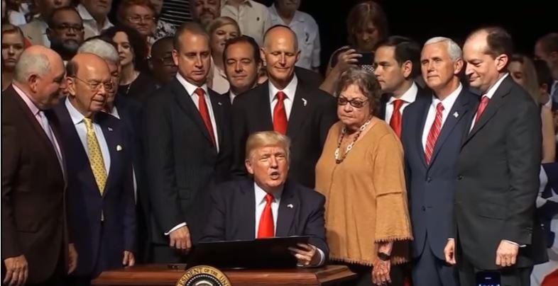 Trump and Cuban Americans