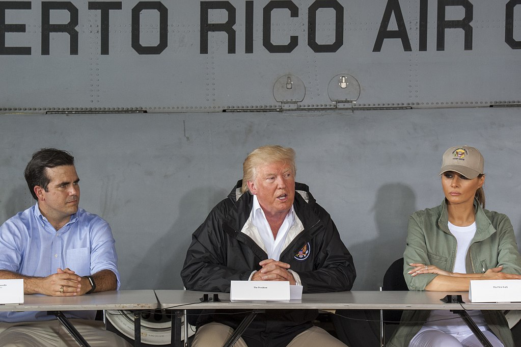 Roselló and Trump
