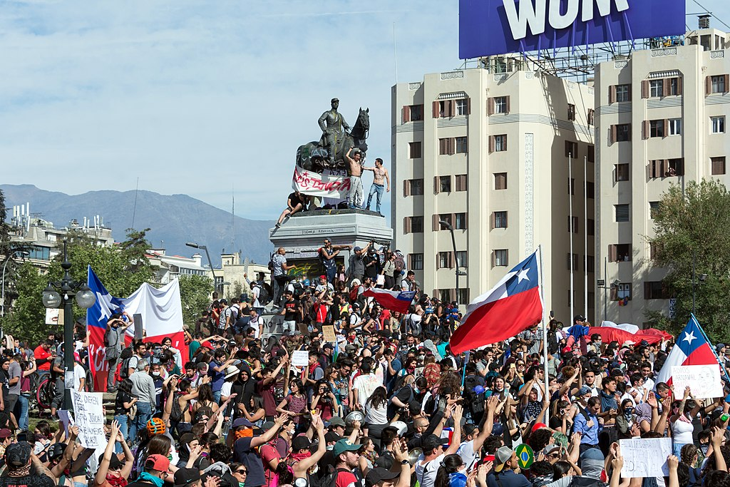 Protests in Chile, October 2019