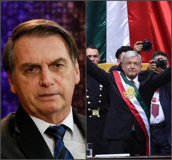 Bolsonaro & AMLO