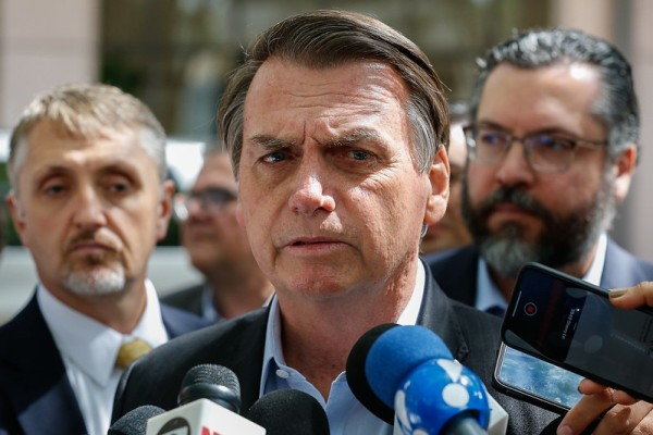 Bolsonaro Questioned